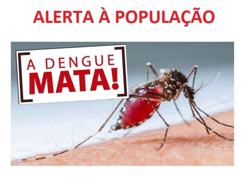 Dengue mata, cuide do seu quintal!